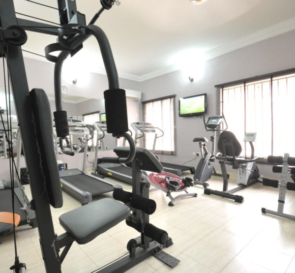 Our fitness Gym